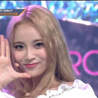 2017.09.21. M Countdown LOONA ODD EYE CIRCLE - Girl Front