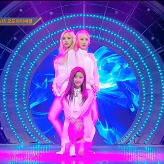 2017.11.09. M Countdown LOONA ODD EYE CIRCLE - Sweet Crazy Love