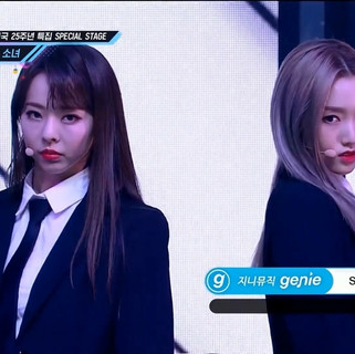 2020.03.05 M Countdown LOONA - Sorry Sorry, So What