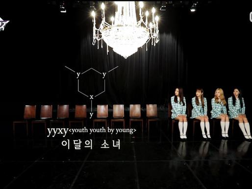 2018.06.07. M Countdown LOONA yyxy - love4eva