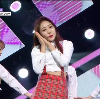 2018.06.23. Show! Music core LOONA yyxy - love4eva