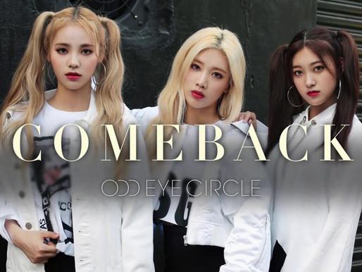 2017.11.05. Inkigayo LOONA ODD EYE CIRCLE - Sweet Crazy Love