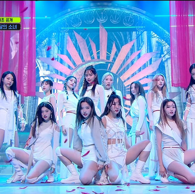 2021.07.01. M COUNTDOWN LOONA - PTT (Paint The Town)