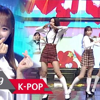2018.07.06. Simply K-Pop LOONA yyxy - love4eva