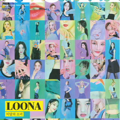 """ROLLING STONE KOREA No.03 """"THE MIX, LOONA, BETTER 12 GETHER"""""""