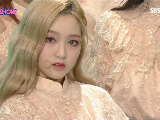 2019.03.12. The show LOONA - Butterfly
