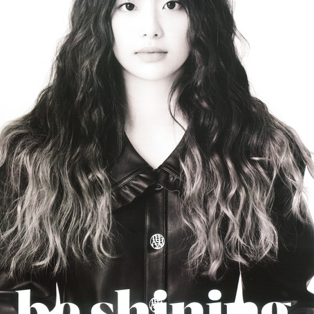 "Marie claire korea march 2021 ""be shining"" Chuu, Choerry"