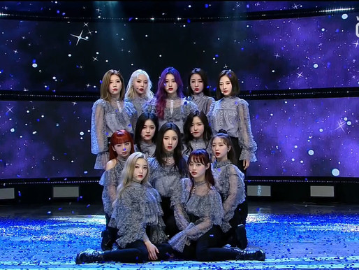 2019.02.28. M COUNTDOWN LOONA - Butterfly