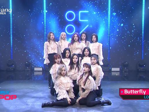 2019.03.15. Simply K-Pop LOONA - Butterfly