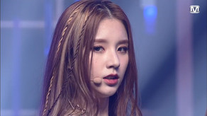 2020.10.22. M countdown Loona - Voice(목소리), Why not?