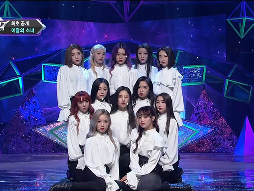 2019.02.21. M COUNTDOWN LOONA - Butterfly