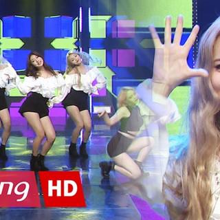 2017.10.13. Simply K-Pop LOONA ODD EYE CIRCLE - Girl Front
