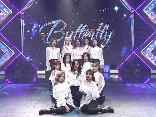 2019.03.22. Simply K-Pop LOONA - Butterfly