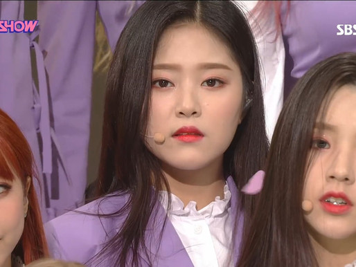 2019.03.26. The show LOONA - Butterfly