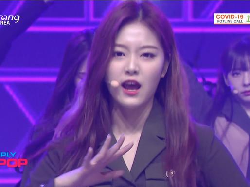 2020.02.28. Simply K-Pop LOONA - So What