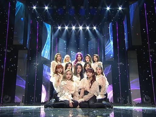 2019.03.03. Inkigayo LOONA - Butterfly