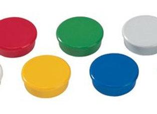 10 Ronde Magneten 3,8 cm
