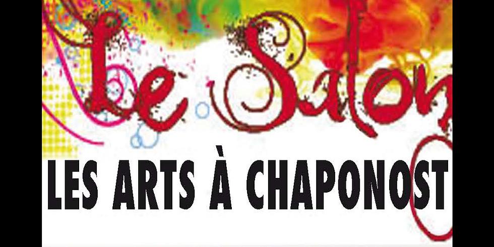 """Salon """"LES ARTS À CHAPONOST"""""""
