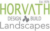 Horvath Design Build Landscapes Logo