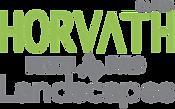 Horvath Design Build Landscapes Logo