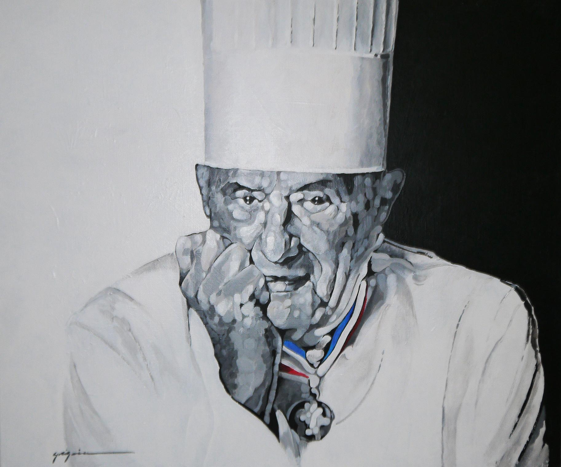 Mon cuisinier