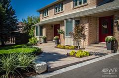 Horvath design & build landscapes - flagstone backyard-1077.jpg