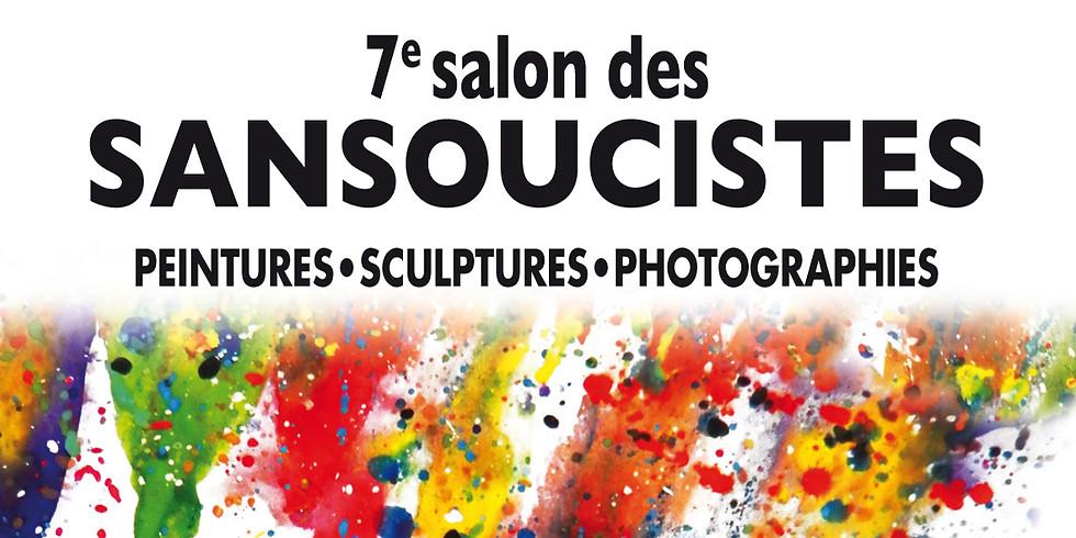 7e Salon des Sansoucistes