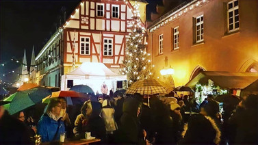 Lichterglanz Obernburg