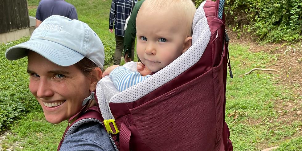 Baby & Caregiver Hike