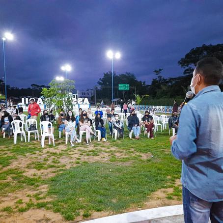 PREFEITURA DE ASSIS BRASIL REALIZA ATO ECUMÊNICO EM HOMENAGEM ÀS VÍTIMAS DA COVID-19