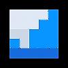 chart, graph, statistics, analytics, squ