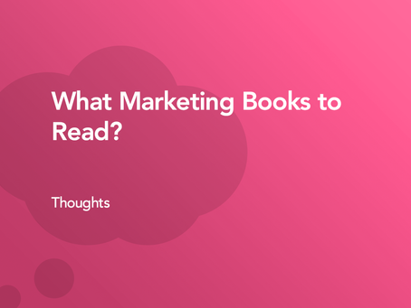 What Marketing Books to Read?