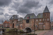 Koppelpoort on a stormy afternoon