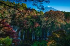 Shira-Ito waterfall