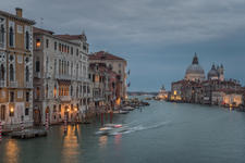 A late afternoon in Venice
