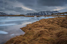 Other side of Kirkjufell