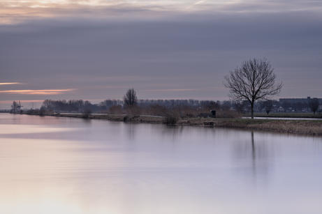 Kinderdijk from the other side