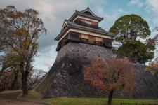 Viewpost of Kumamoto castle