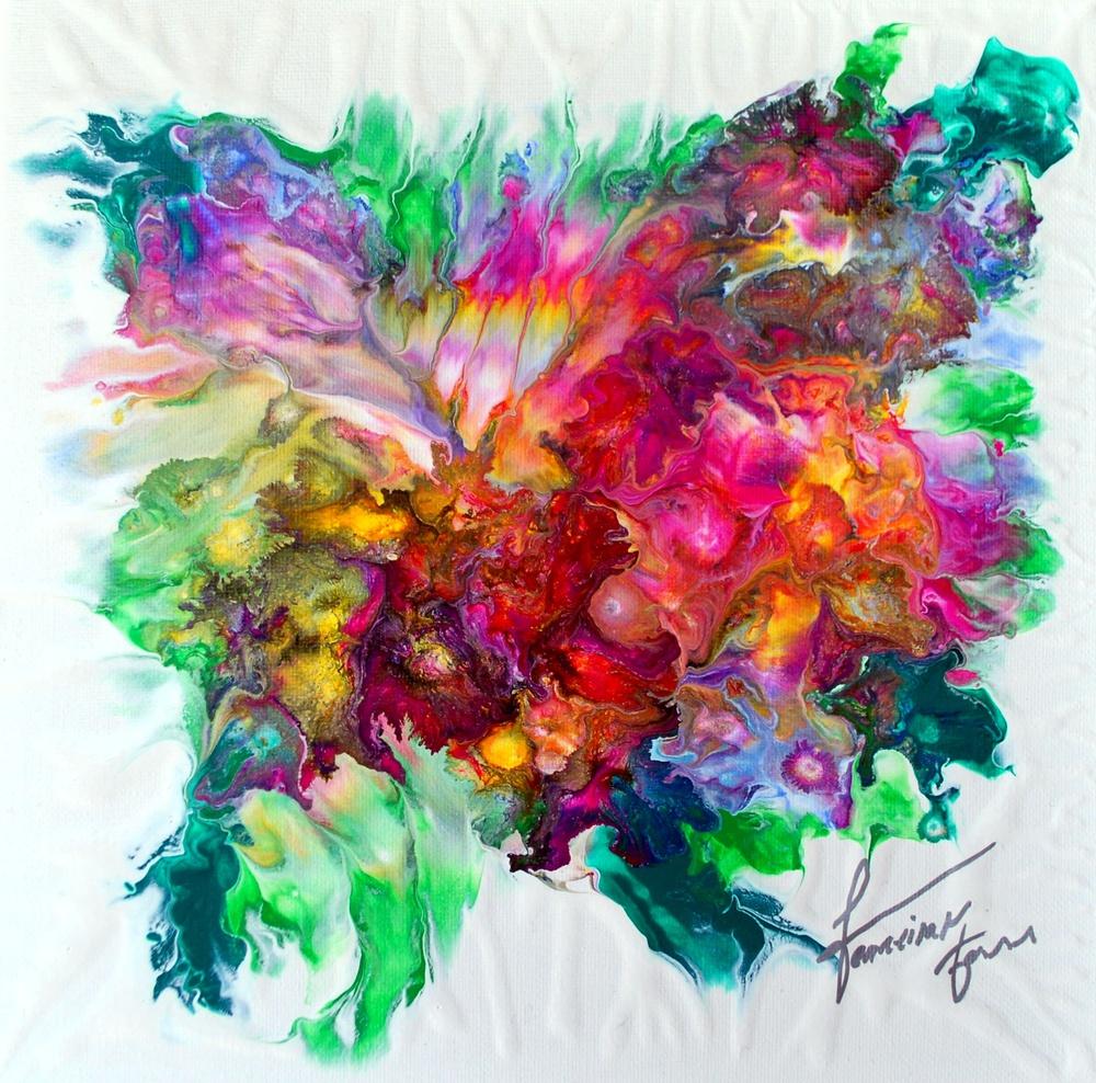 explosion florale 2 de Emmanuel Ferreira