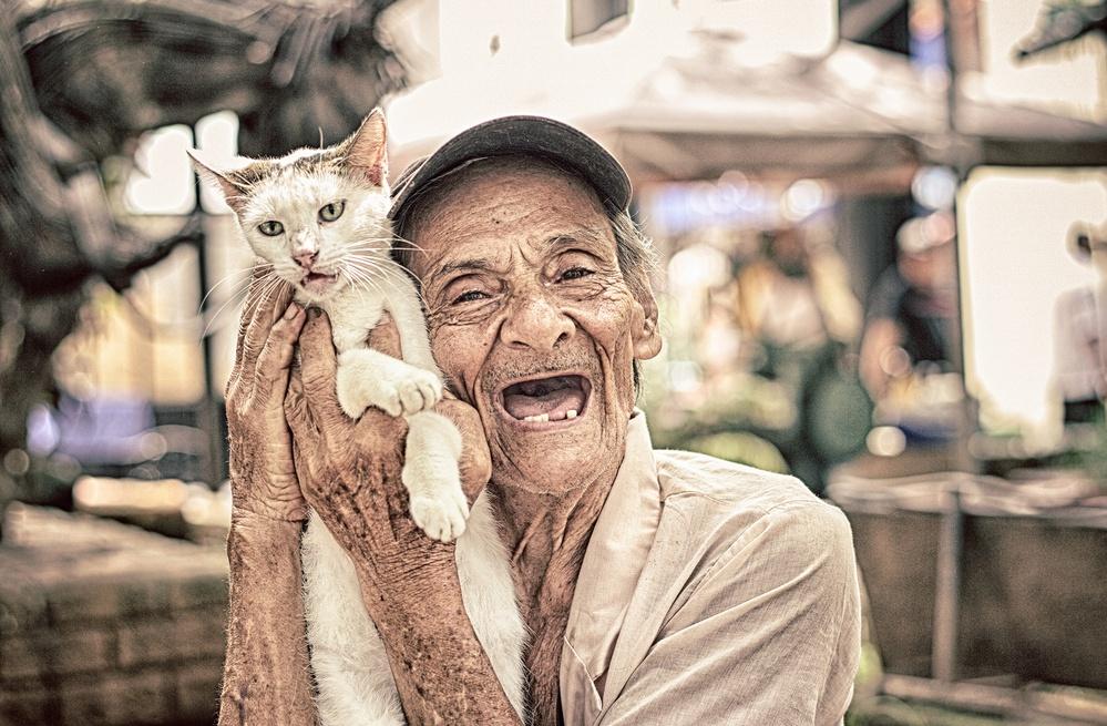 le vieux chat-cuba de Julie Bretaud
