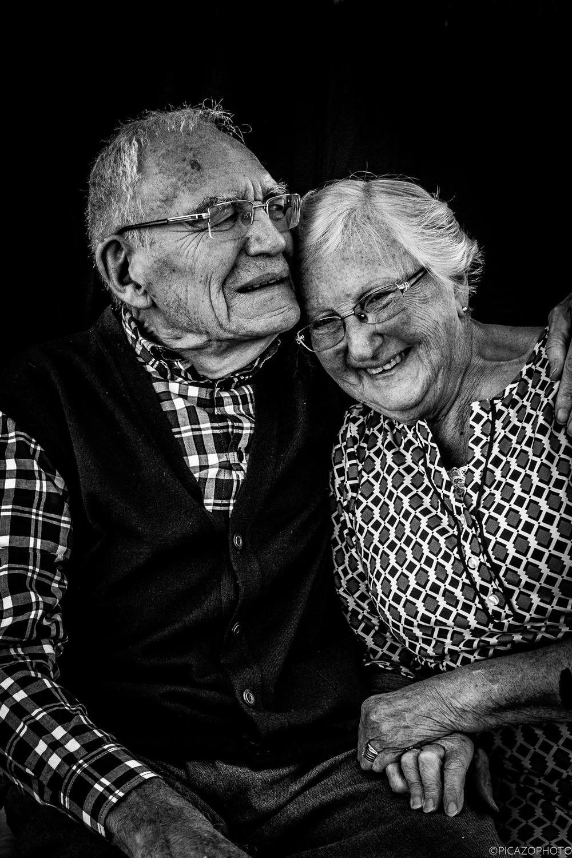60 ans d'amour vs alzheimer de Marine Pi