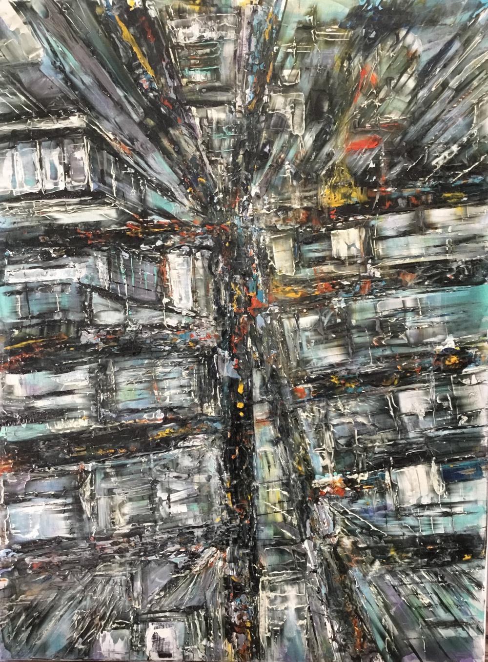 vertigo de Francois Barroux