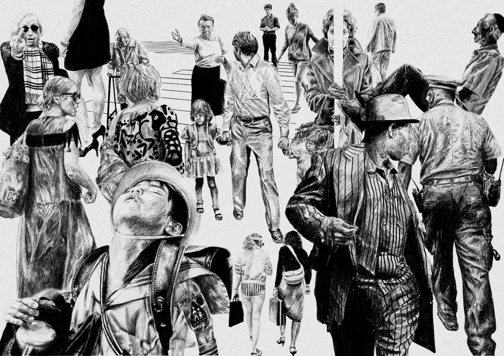 street draw comp de Christophe Dacos