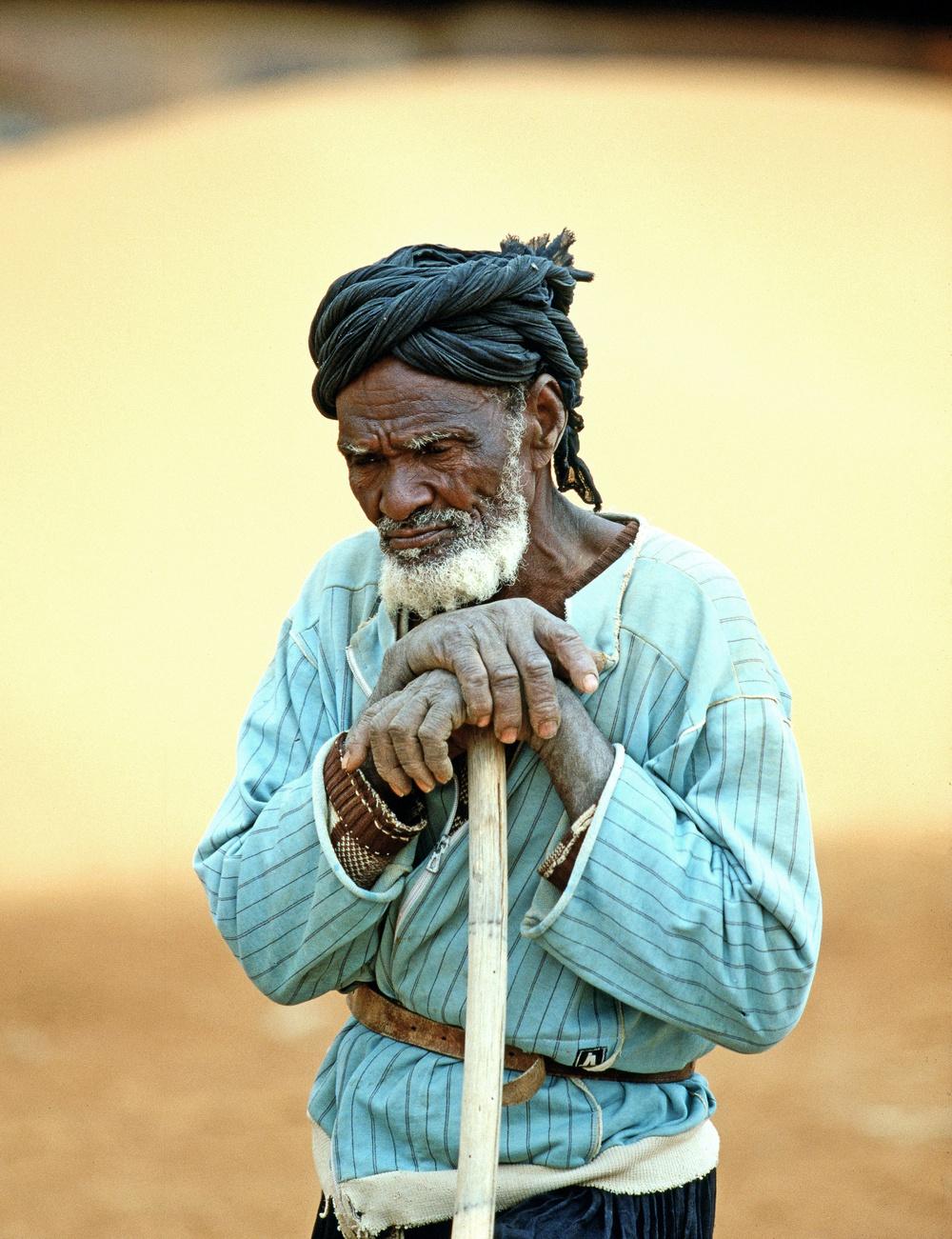 mauritanie, le penseur africain de Chris