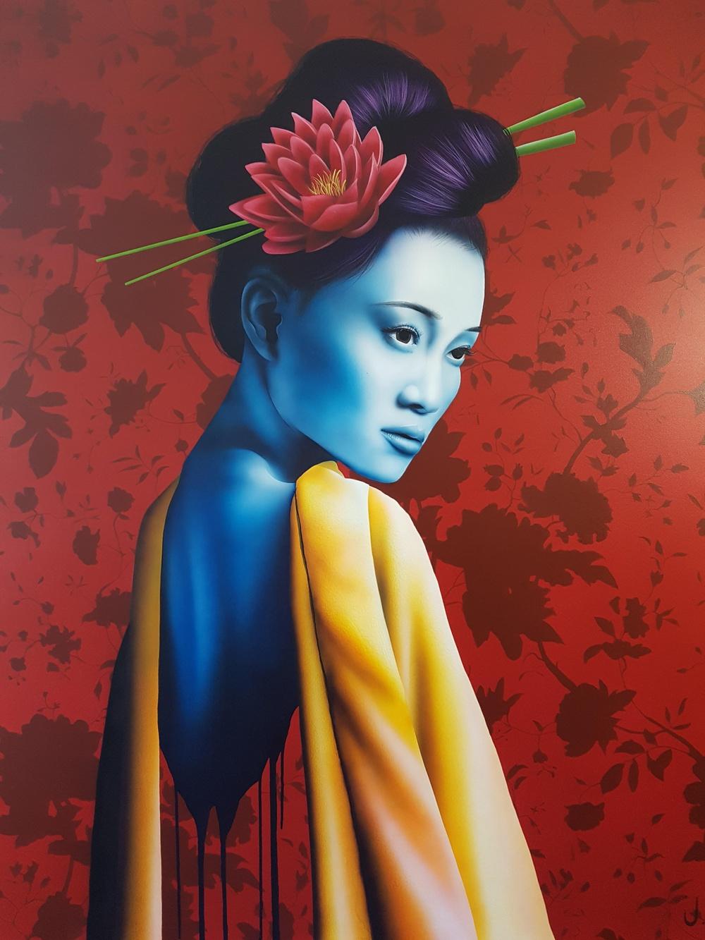 geisha de Jeremy Bruere