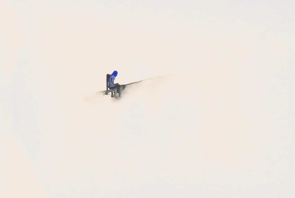 solitude de Florian Leu