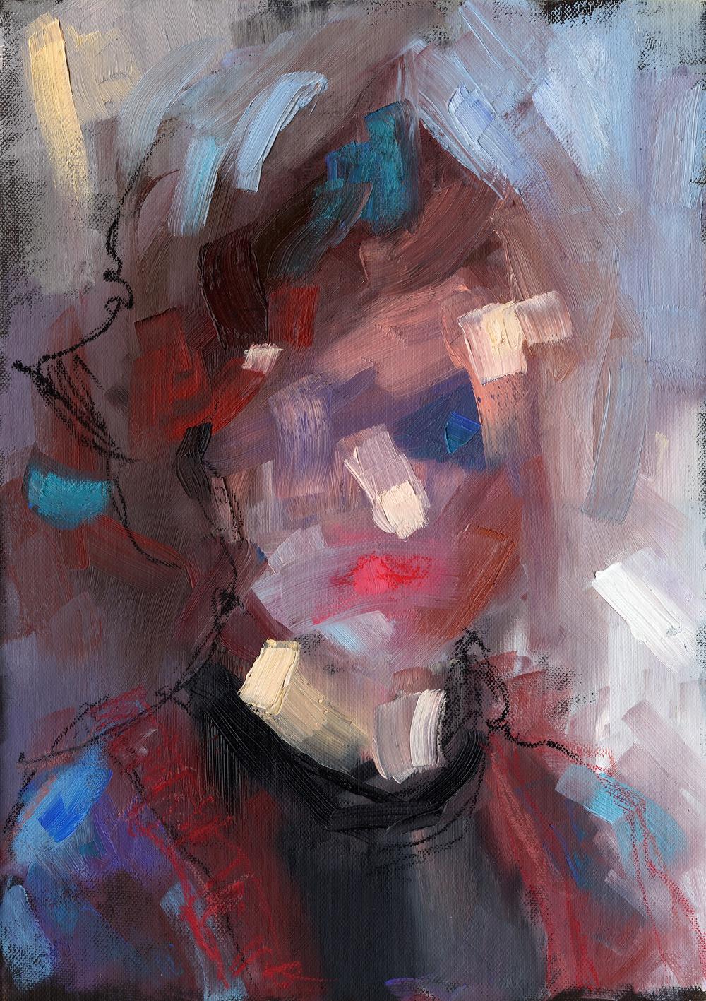 portrait 1 de Tatiana Ivchenkova