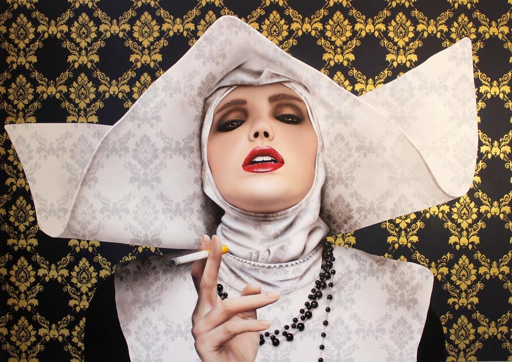 the nun de Jeremy Bruere