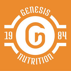 Genesis Nutrition-White w Orange Back.jp