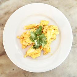 Tumeric Eggs